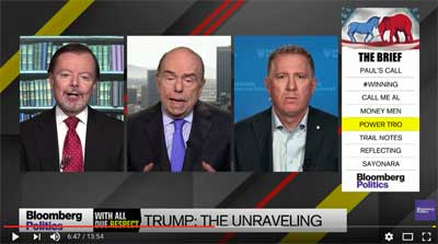 Gary Bauer on Bloomberg News