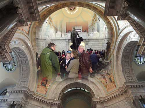 Ky.State Capitol Rotunda
