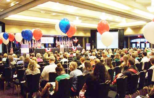 2014 NRLC convention at the Galt House Hotel in Louisville
