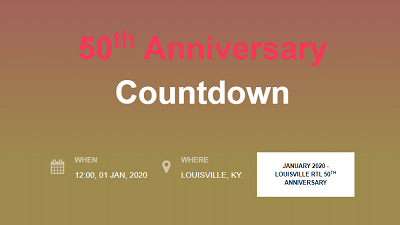 Louisville RTL 50th Anniversary