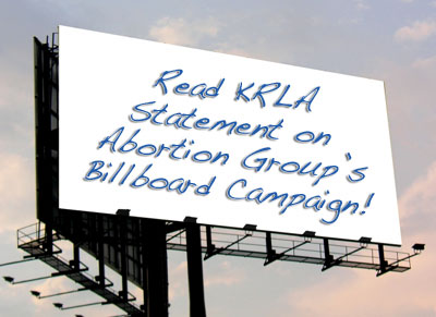 billboard message